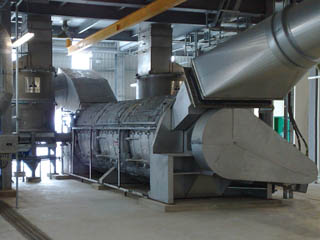 Air-Swept Tubular (AST) Dryer